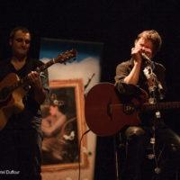 Vincent ECKERT Chanteur auteur compositeur Concert Scala Neudorf Alsace Chanson française Rock