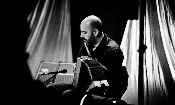 Sebastien Ferry musicien de Vincent Eckert