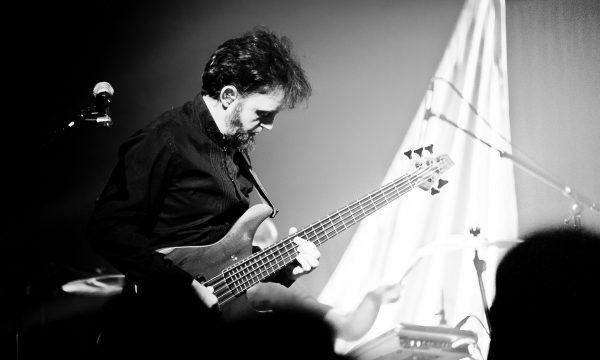 Mattheiu Geiger Bassiste Vincent Eckert